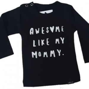 Awesome mommy black