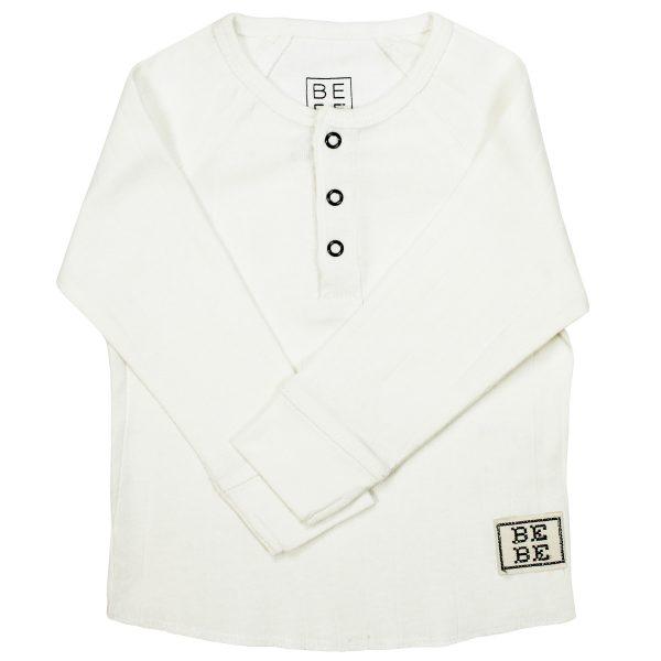 Longsleeve white front 1